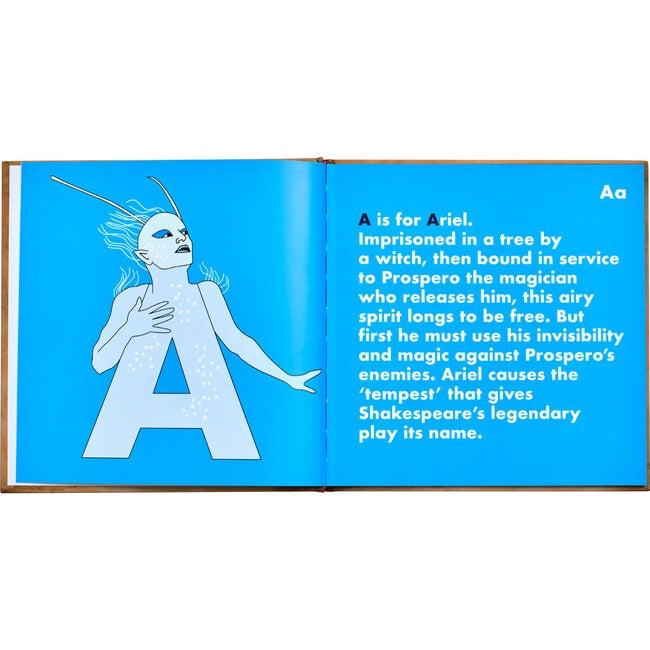 Shakespeare Legends Alphabet
