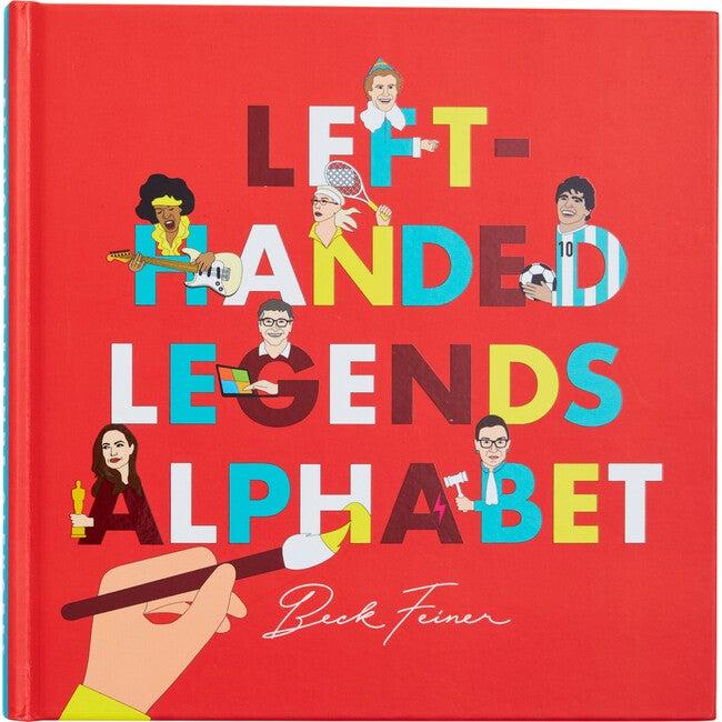 Left Handed Legends Alpahbet