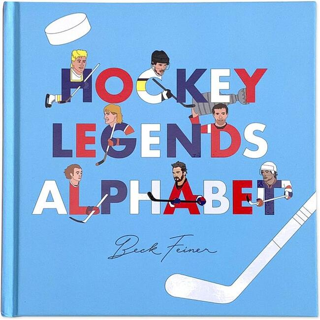 Hockey Legends Alphabet