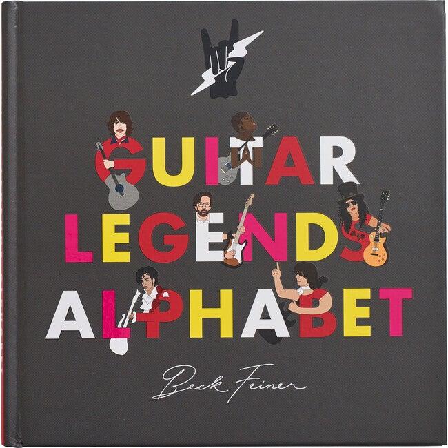 Guitar Legends Alphabet
