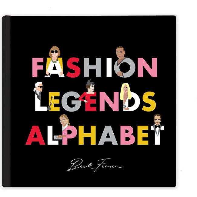 Fashion Legends Alphabet