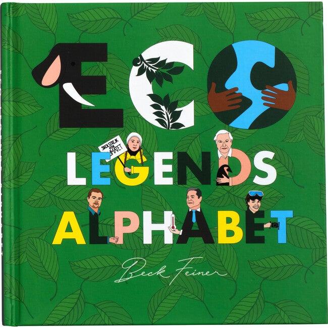 Eco Legends Alphabet