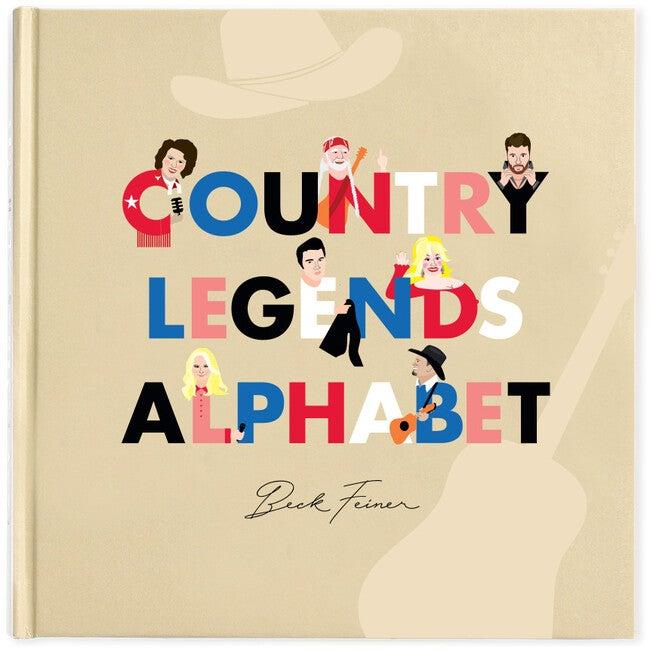 Country Legends Alphabet