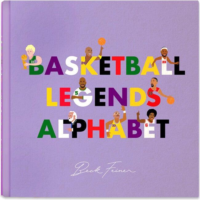 Basketball Legends Alphabet
