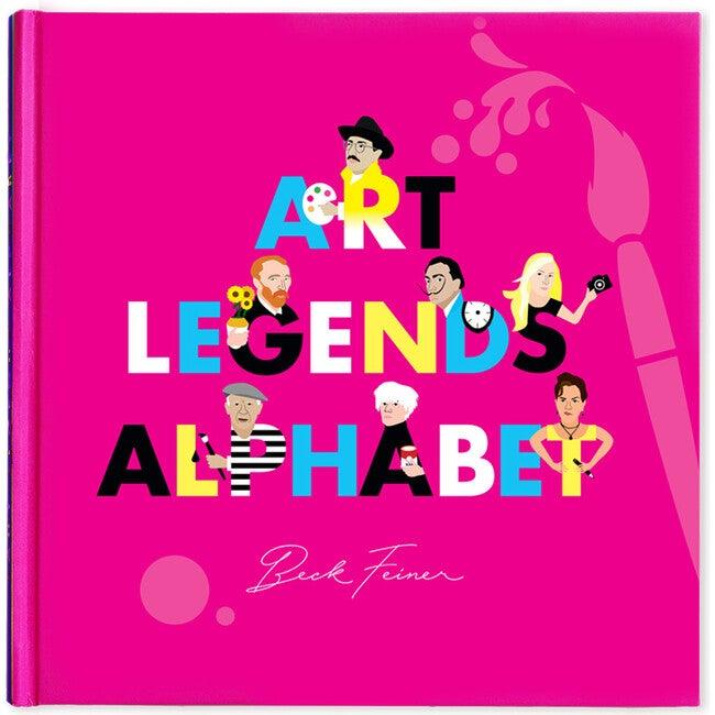 Art Legends Alphabet