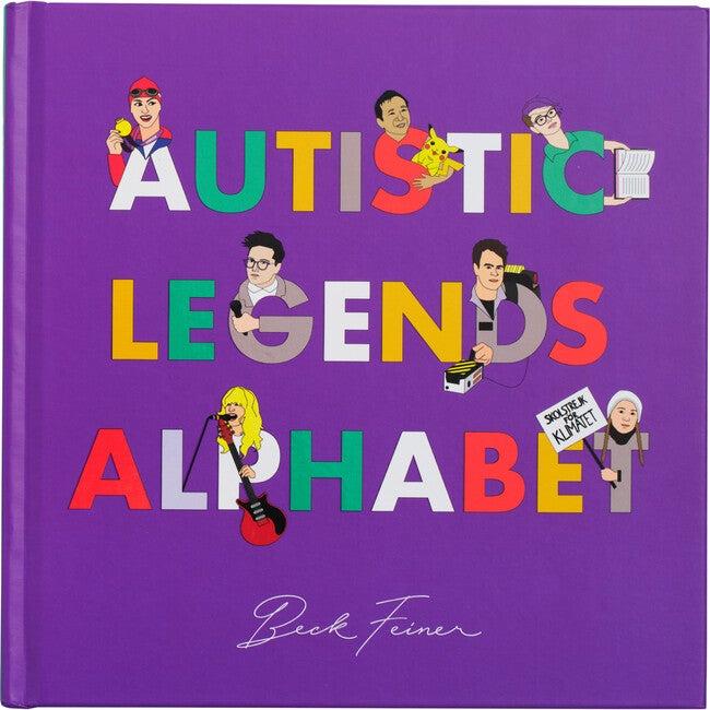 Autistic Legends Alphabet