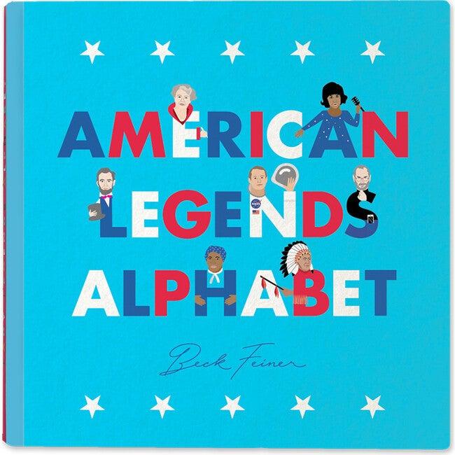 American Legends Alphabet
