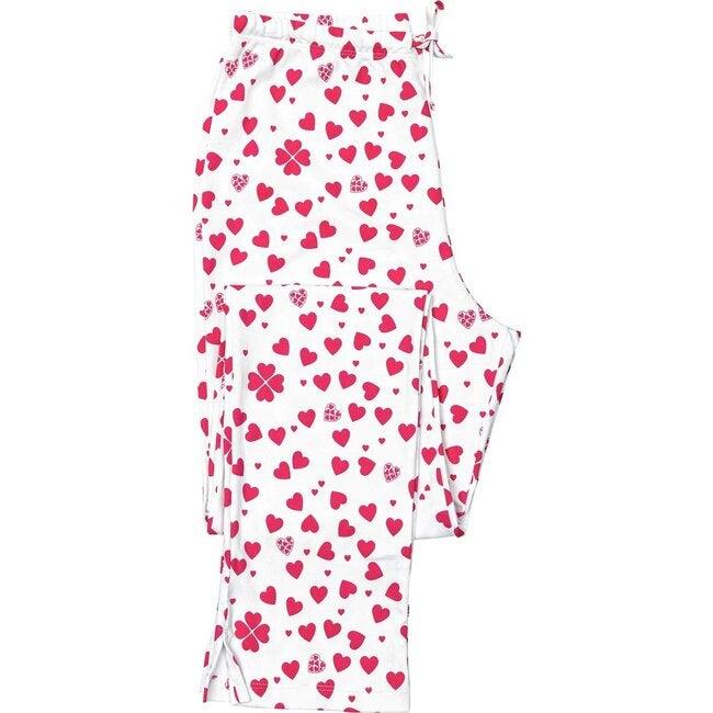Women's Loungewear, Lots of Hearts