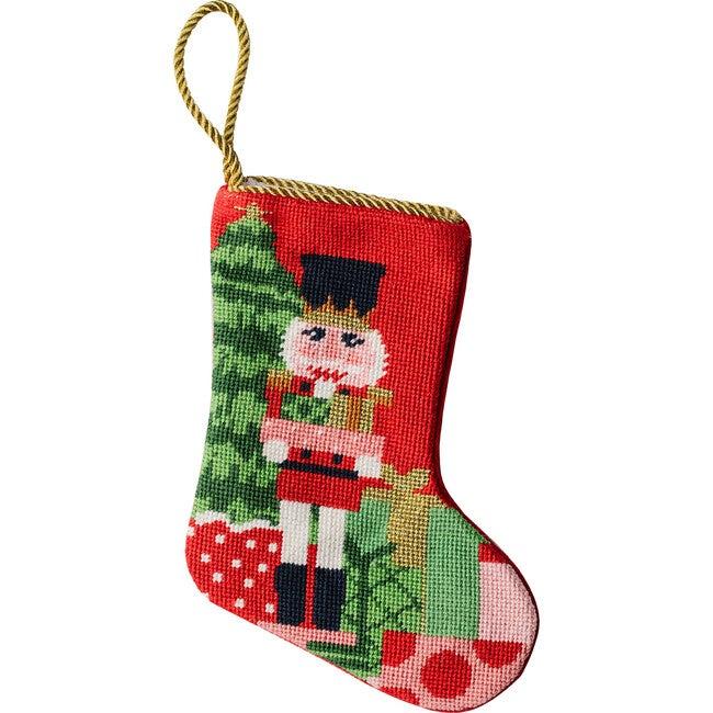 Mini The Nutcracker Stocking, Red