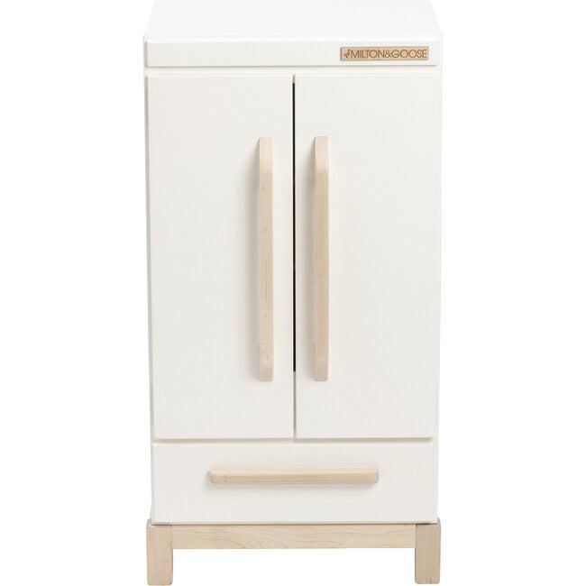 Refrigerator, White - Play Kitchens - 1