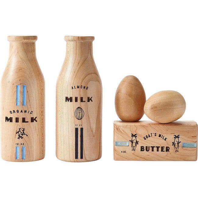 Dairy Play Food Set