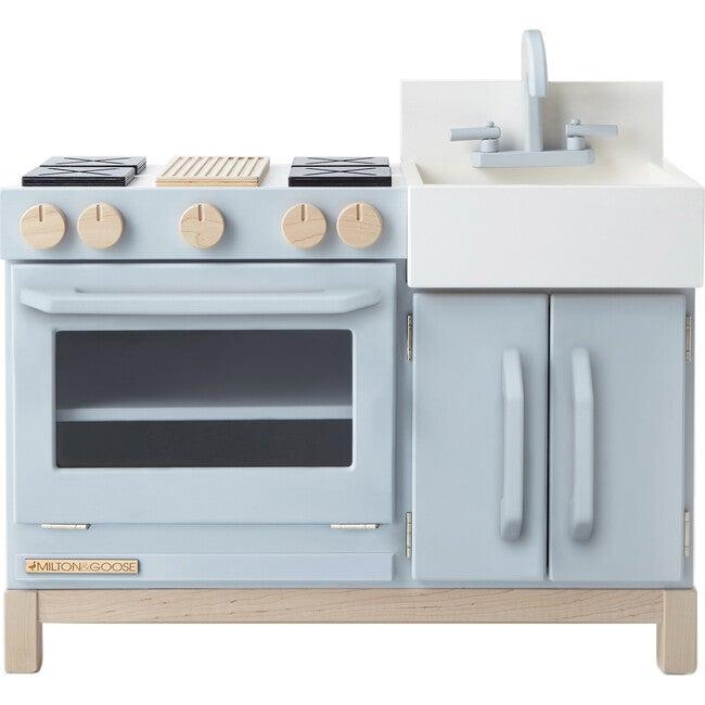 Essential Play Kitchen, Grey - Play Kitchens - 1