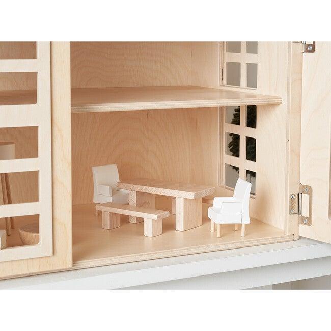 Dining Room Dollhouse Furniture Set