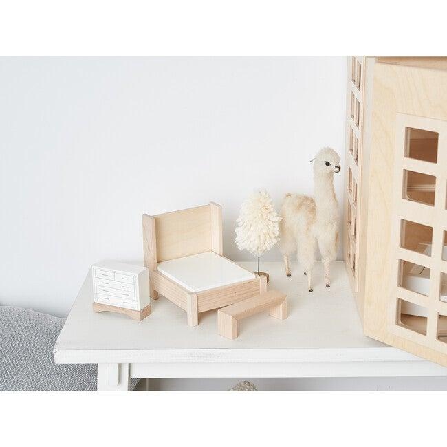 Bedroom Dollhouse Furniture Set