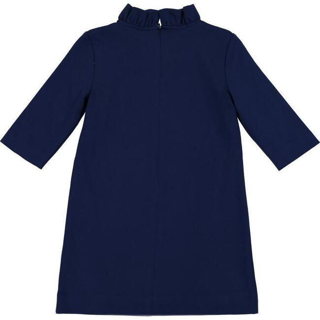 Claudia Dress, Medieval Blue