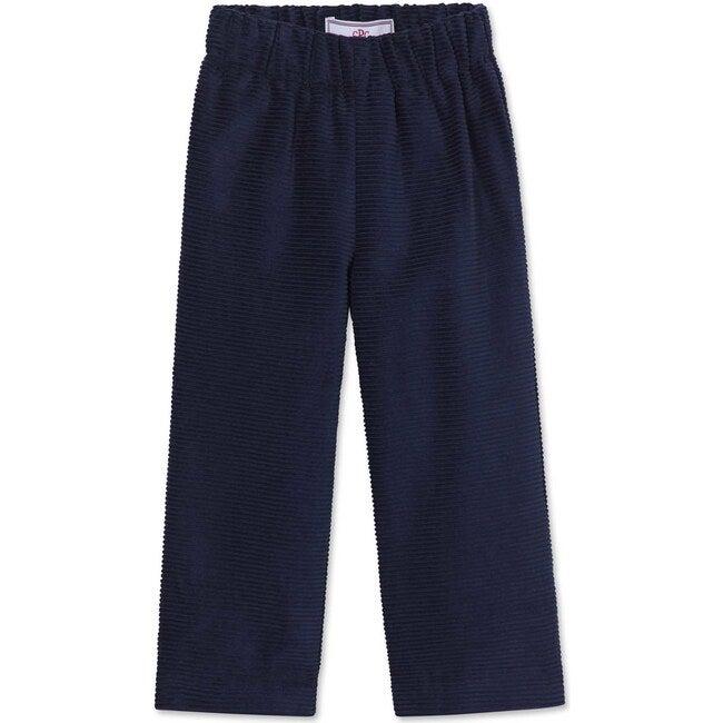 Myles Horizontal Cord Pant, Medieval Blue