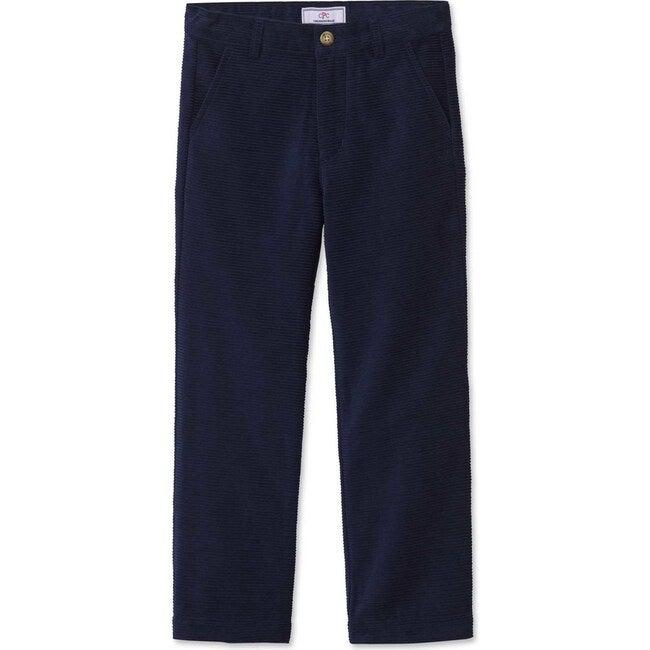 Gavin Horizontal Cord Pant, Medieval Blue