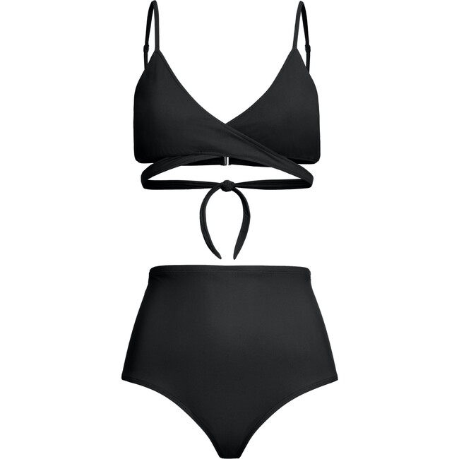 Women's Nina Bikini Bottom, Black