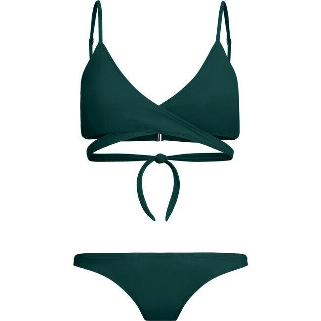 Jojo Breastfeeding Bikini Top, Fern
