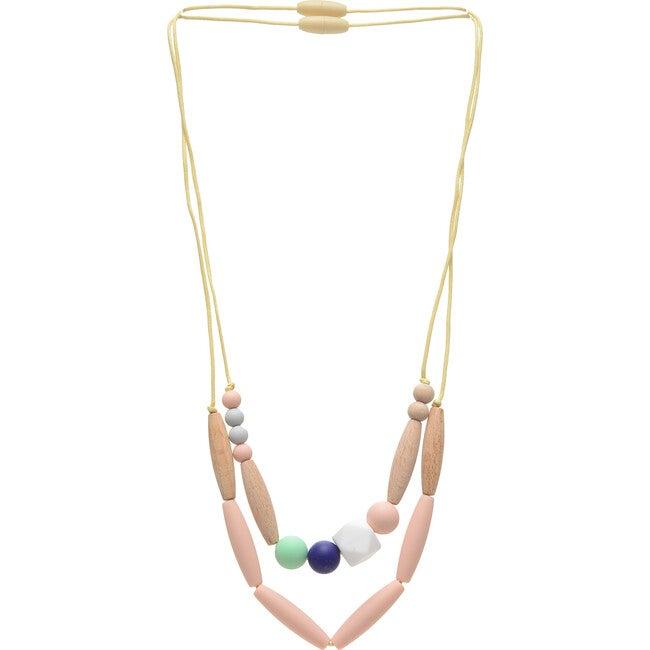 Metropolitan Necklace, Blush