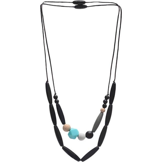 Metropolitan Necklace, Black