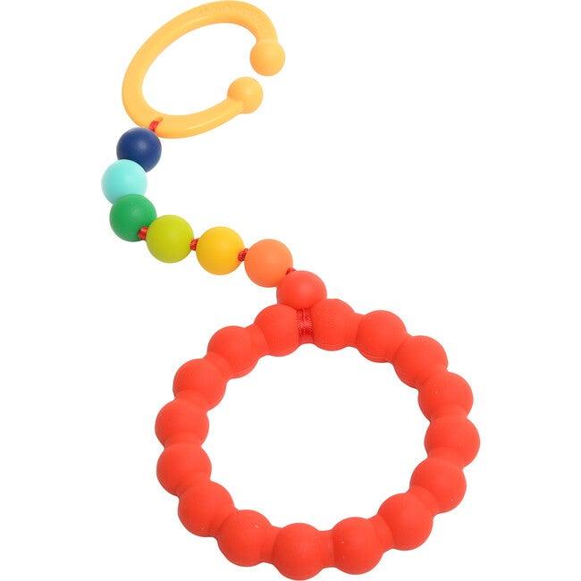 Gramercy Stroller/Car Seat Toy, Rainbow