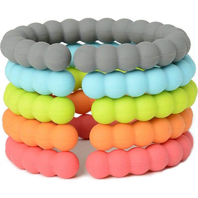 Silicone Links, Rainbow