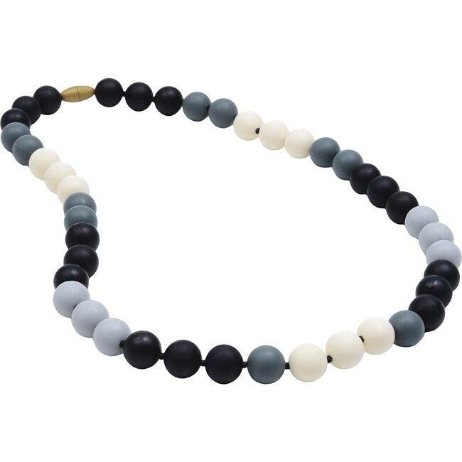 Bleecker Necklace, Black
