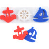 Stack and Play, Set Sail - Teethers - 2