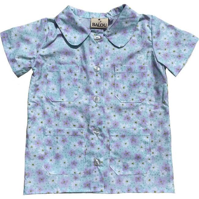 The Esme  Organic Shirt