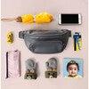 Kibou, Charcoal - Diaper Bags - 10