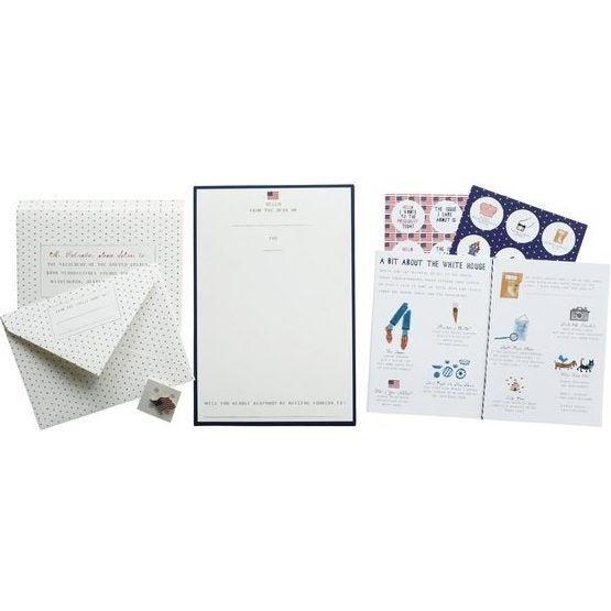 White House Letter Writing Kit