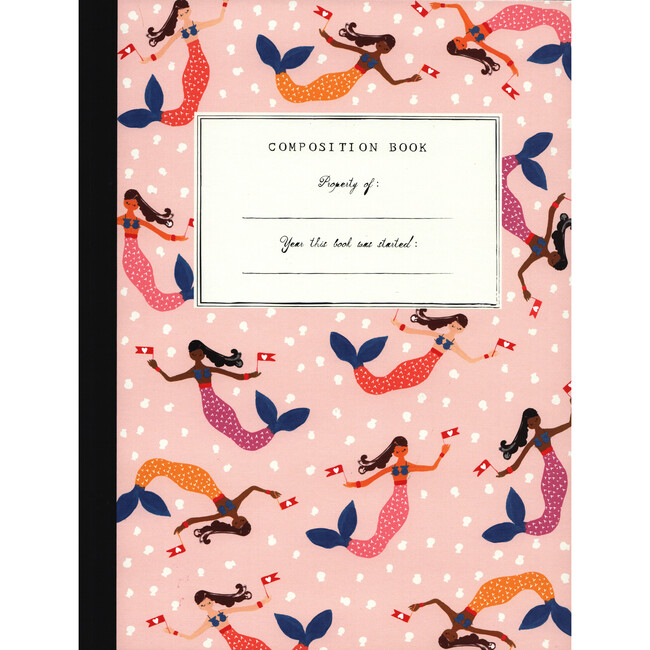 Composition Book, Mermaids