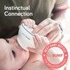 Breastmilk Baby Bottle - Grey, 5 oz.,  3-Pack - Bottles - 2