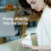 Breastmilk Baby Bottle - Grey, 5 oz.,  3-Pack - Bottles - 7