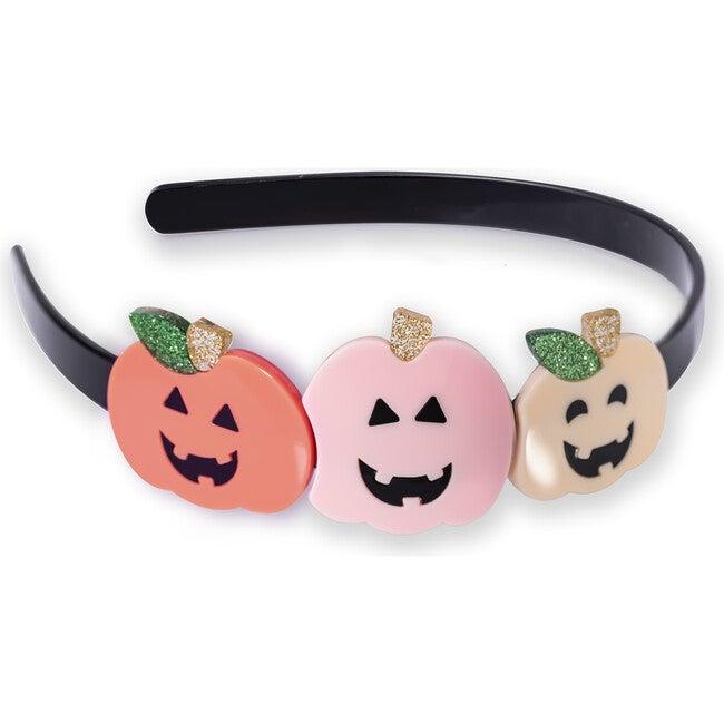 Pastel Pumpkin Headbandj, Multi