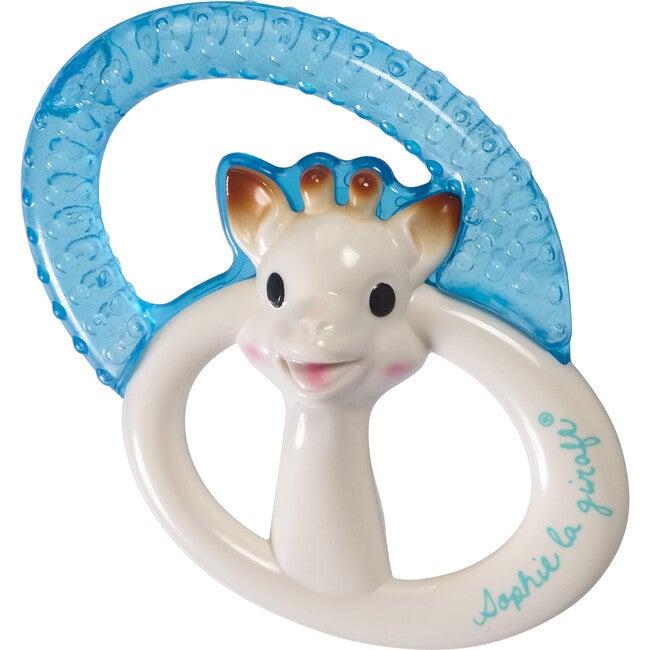 Cooling Teething Ring, Blue