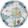 Magic Splash Board Appears with Water, Blue - Bath Toys - 5