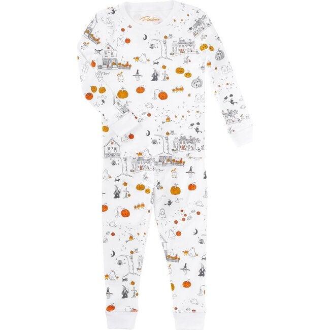 Trick or Treat Town Pajamas, Orange