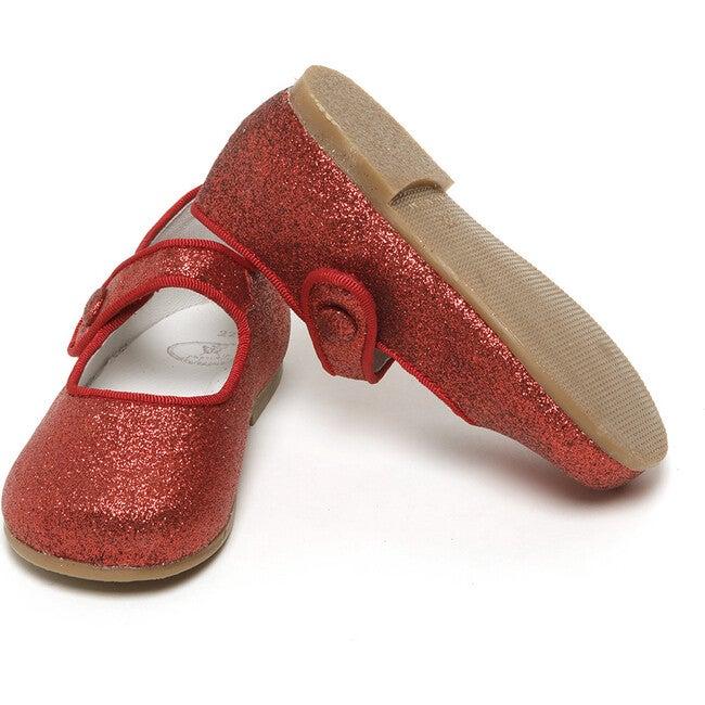 Catalina Mary Jane, Glittery Red