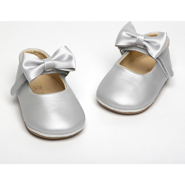 Mitty Baby Shoe, Silver