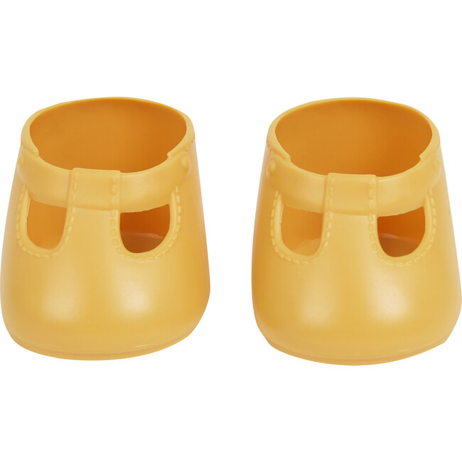 Dinkum Doll Shoes, Corn Yellow