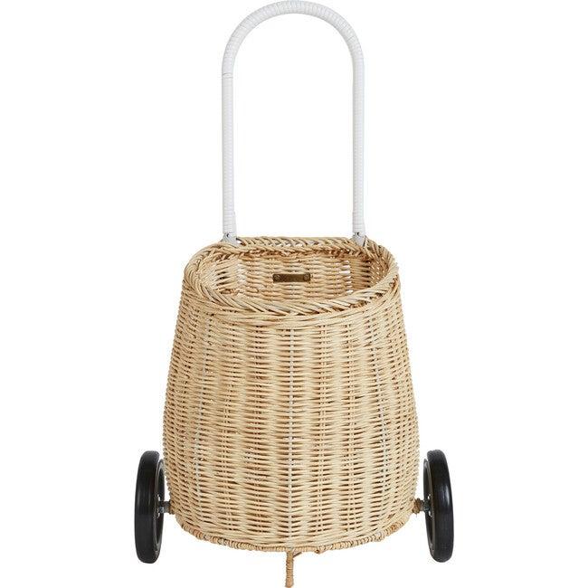 Luggy Basket, Straw