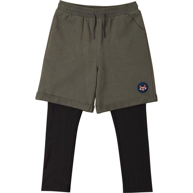 Gym Combo Shorts, Multi