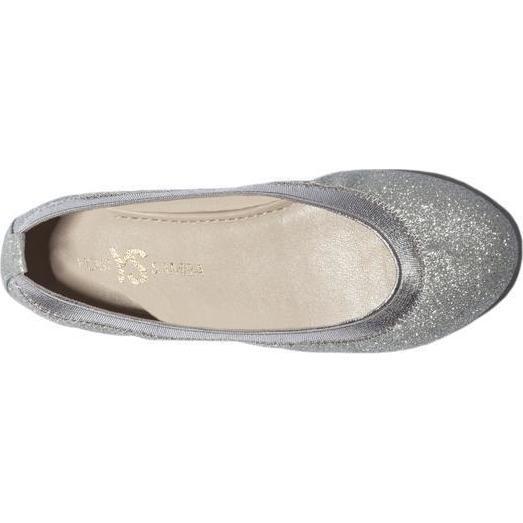 Miss Samara Flat, Silver Glitter