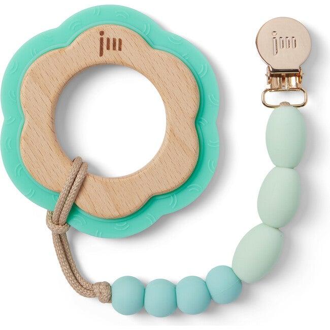 Aqua Teether + Clip Set