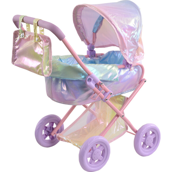 Magical Dreamland Baby Doll Deluxe Stroller