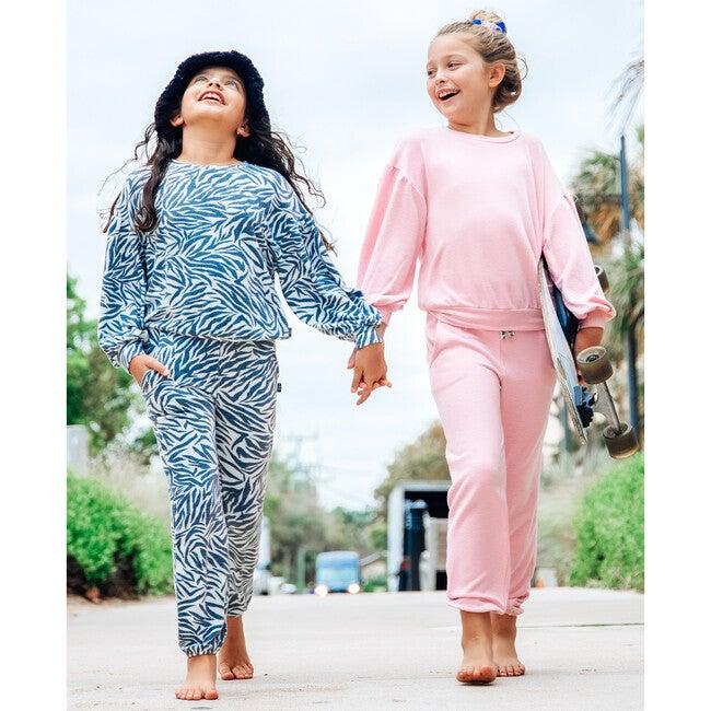 Sunday Sweatpants, Fairy Tale Pink