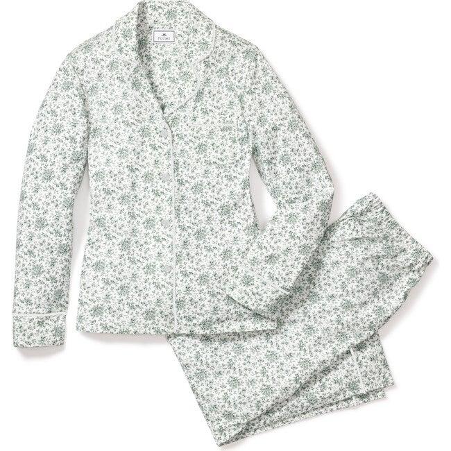 Women's Pajama Set, Sussex Evergreen