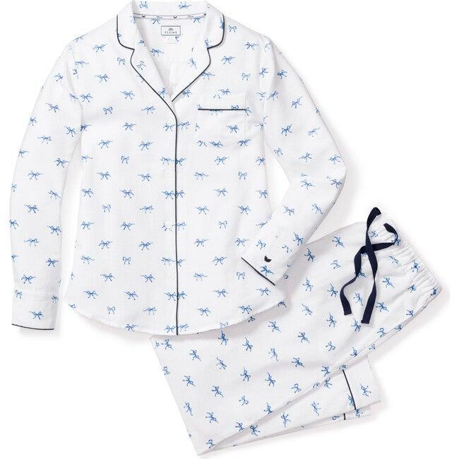 Women's Pajama Set, Fanciful Bows